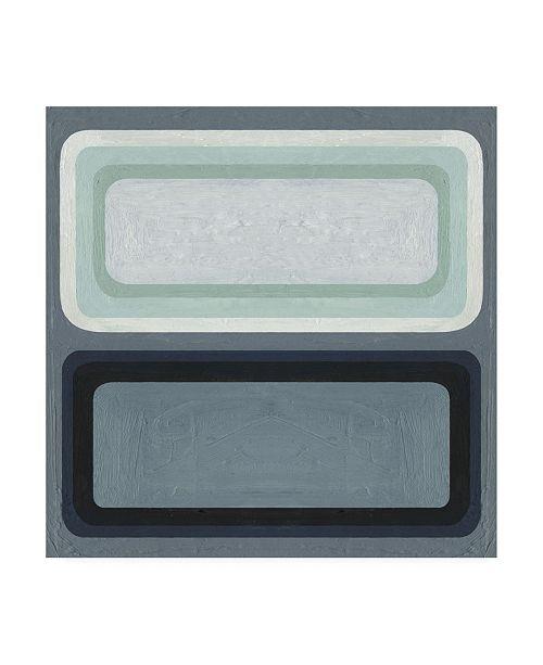 "Trademark Global Emma Scarvey Maritime Color Field II Canvas Art - 15"" x 20"""