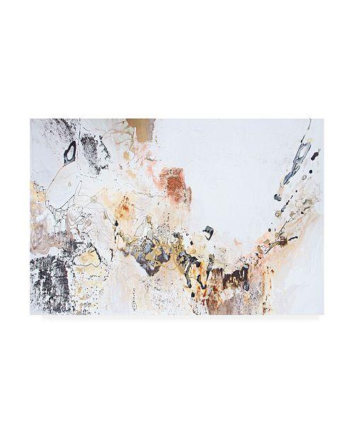 "Trademark Global Jennifer Gardner Black and White Series I Canvas Art - 20"" x 25"""
