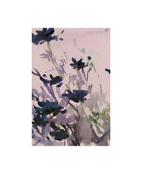 "Trademark Global Samuel Dixon Garden Moment III Canvas Art - 37"" x 49"""