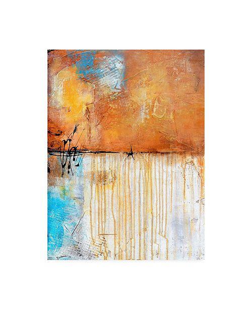 "Trademark Global Erin Ashley November Rain I Canvas Art - 15"" x 20"""