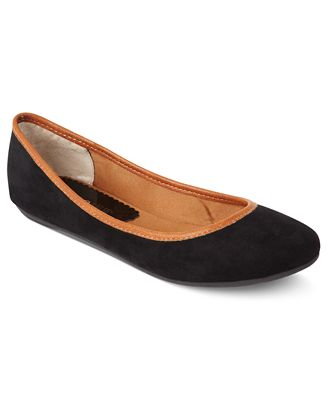 American Rag Celia Ballet Flats, Only at Macy's