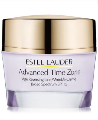 Advanced Time Zone Age Reversing Line/Wrinkle Creme Broad Spectrum SPF 15, 1.7 oz.