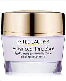 Advanced Time Zone Age Reversing Line/Wrinkle Creme Broad Spectrum SPF 15, 1.7-oz.