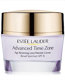 Estée Lauder Advanced Time Zone Age Reversing Line/Wrinkle Creme Broad Spectrum SPF 15, 1.7 oz.