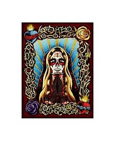 """Nicholas Ivin Valentina Canvas Art - 27"""" x 33.5"""""""