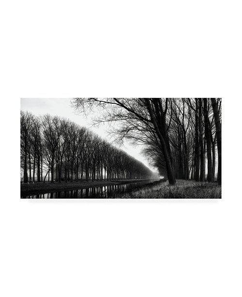 "Trademark Global Yvette Depaepe My Beautiful Flat Land Canvas Art - 19.5"" x 26"""