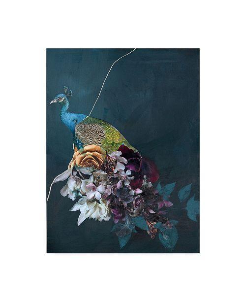 """Trademark Global Design Fabrikken Haute Couture 10b Fabrikken Canvas Art - 19.5"""" x 26"""""""