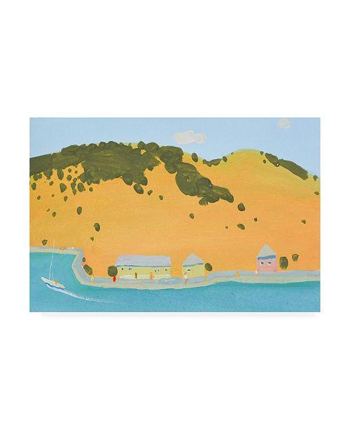 "Trademark Global Igor Nekraha Balaclava Hills Canvas Art - 36.5"" x 48"""