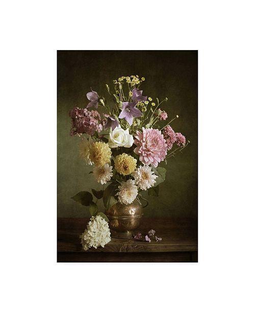 """Trademark Global PhotoINC Studio Bouquet II Canvas Art - 36.5"""" x 48"""""""