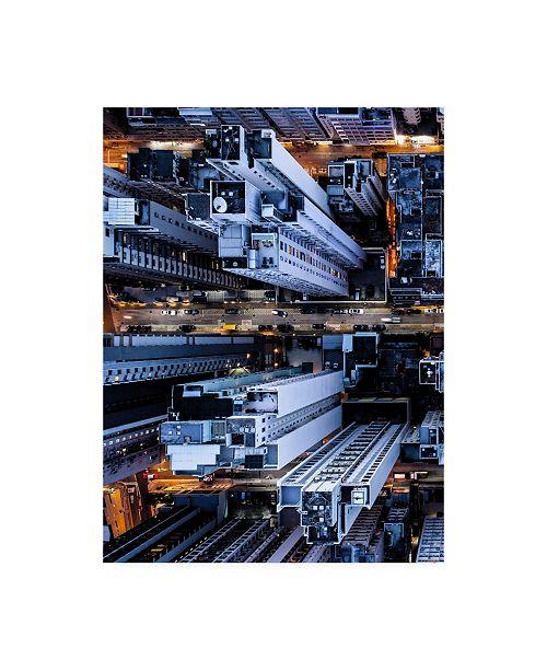 """Trademark Global PhotoINC Studio Hongkong I Canvas Art - 36.5"""" x 48"""""""