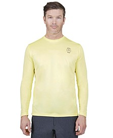 Sun Protection Long Sleeve Fish and Beer T Shirt
