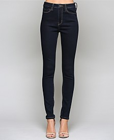 Vervet Ultra High Rise Super Soft Skinny Jeans