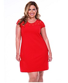 Women's Plus Size Pelagia Dress