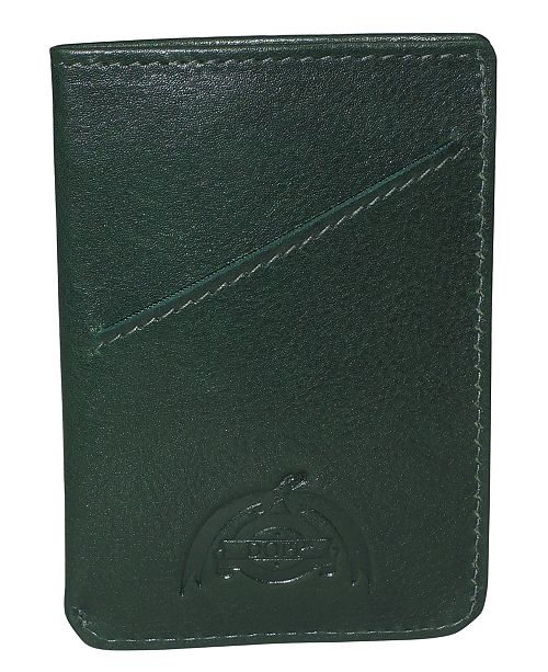 Dopp Carson RFID Pull-Tab Cash and Carry Case