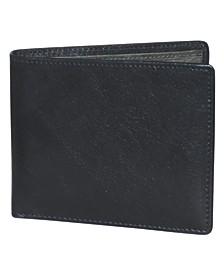 Alpha RFID Slimfold Wallet
