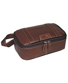 Dopp Country Saddle Top Zip Travel Kit