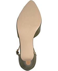 Women's Comfort Bettie Heels