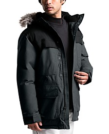 Men's McMurdo Parka III with Faux Fur Hood