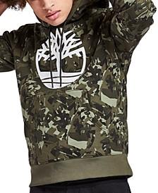 Men's Tree Camouflage Logo Hoodie