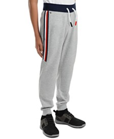 Tommy Hilfiger Big Boys Beau Side Stripe Fleece Sweatpants
