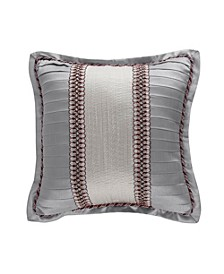"Seraphina 16"" x 16"" Fashion Pillow"