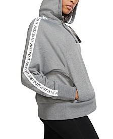 Nike Dri-FIT Just Do It Fleece Zip Training Hoodie