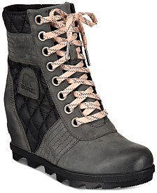 Sorel Women's Lexie Wedge Booties