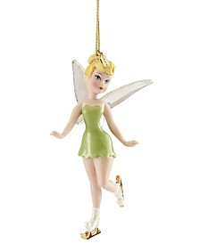 Lenox 2019 Skating Tinkerbell Ornament