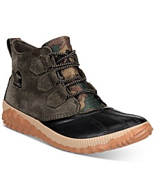Women's Out N About Plus Lug Sole Booties