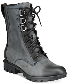 Sorel Women's Phoenix Lace-Up Boots