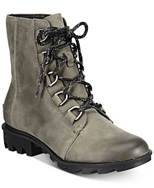 Women's Phoenix Waterproof Lace-Up Booties