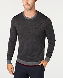 Men's Merino Sweater, Created for Macy's
