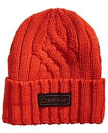 Men's Crossroad Cable-Knit Hat