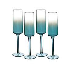 Atrium Champagne Flute, Set of 4