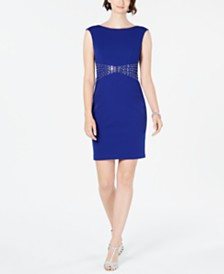 Jessica Howard Petite Embellished Dress