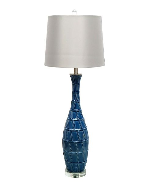 Jeco Iron Table Lamp