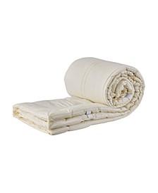 "Mypad, Washable Wool Mattress Pad, Crib, 0.5"" Thick"