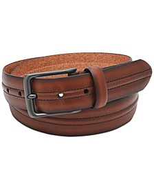 Men's Baker Leather Belt