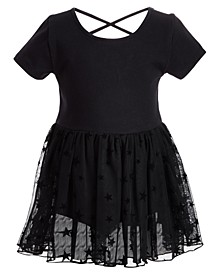 Little Girls Skirted Dance Dress, Created For Macy's