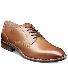 Men's Fifth Avenue Plain-Toe Lace-Up Oxfords