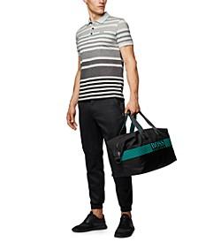 BOSS Men's Paddy 4 Striped Polo Shirt