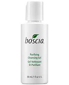 Receive a Free Deluxe Cleansing Gel with any $50 Boscia purchase!
