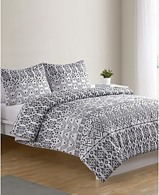 Mesa 3-Pc. King Comforter Cover Set