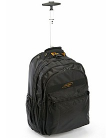 Wheeled Expandable Computer Backpack