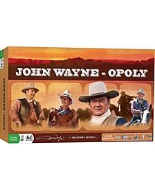 MasterPieces Puzzle Company John Wayne-Opoly Collector's Edition Set