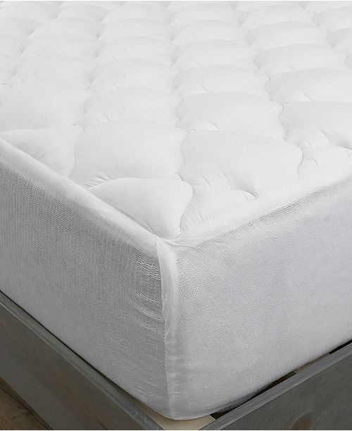 eLuxury Extra Plush and Extra Thick California King Mattress Pad