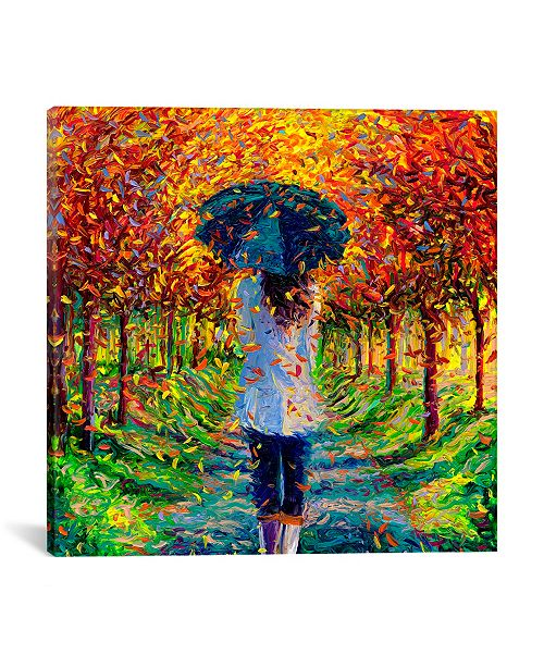 """iCanvas Colleen by Iris Scott Wrapped Canvas Print - 18"""" x 18"""""""