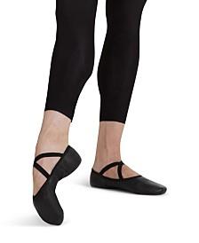 Capezio Men's Leather Romeo Ballet Shoe