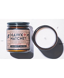 Hawk and Hatchet Cabin 8 oz Candle