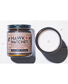 Hawk and Hatchet Tannery 8 oz Candle